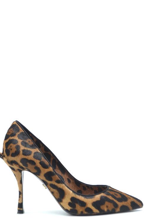 Dolce & Gabbana 2020 Leather Stiletto