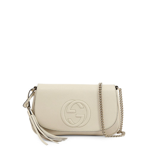 Gucci Small Shoulder Type White