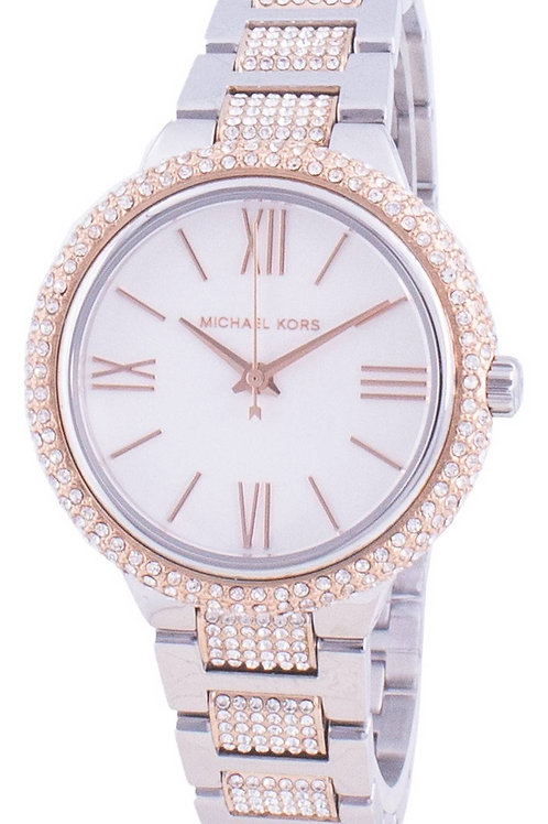 Michael Kors Taryn  Quartz Diamond Accents Women's Watch