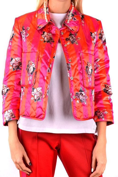 Golden Goose Floral Red Jacket
