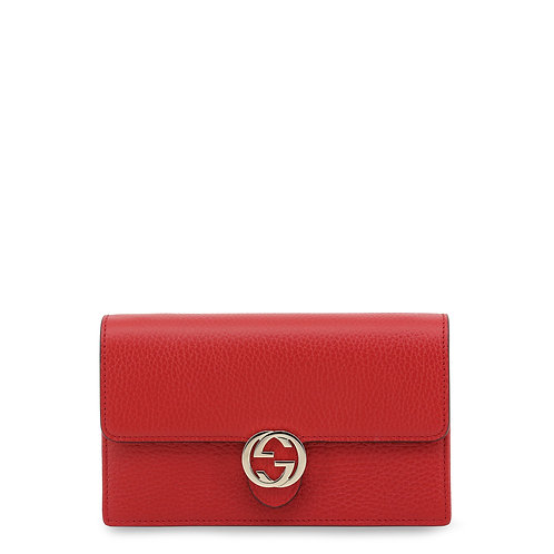 Gucci Red Small Shoulder Bag