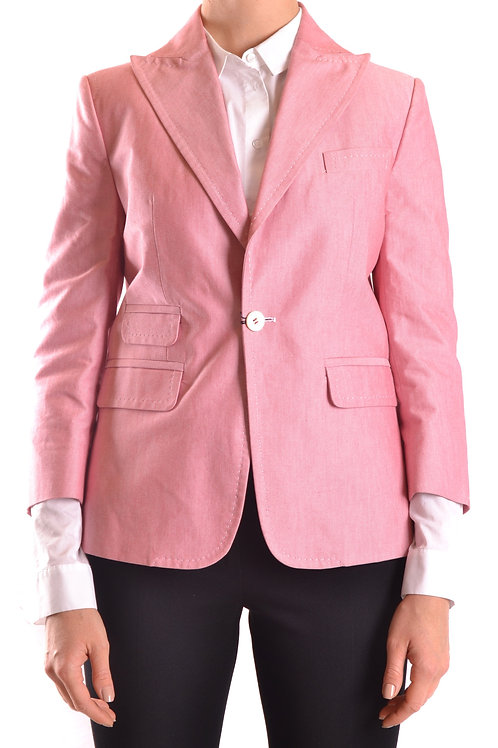 Dsquared Cotton Pink Jacket