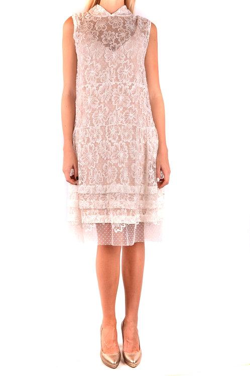 Dress Miu Miu White Taglieur