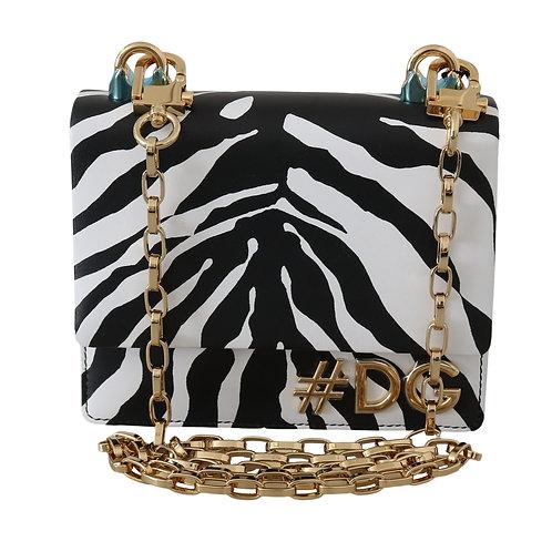 Dolce & Gabbana Women's Zebra Crossbody Bag