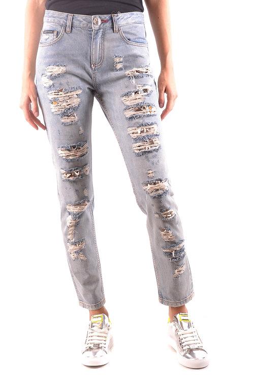 Philipp Plein Blue Jeans