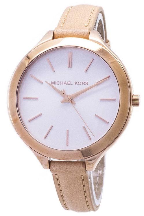Michael Kors Runway Rose Gold Women's Watch