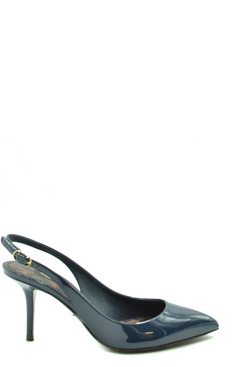 Dolce & Gabbana 2020 Blue Stiletto