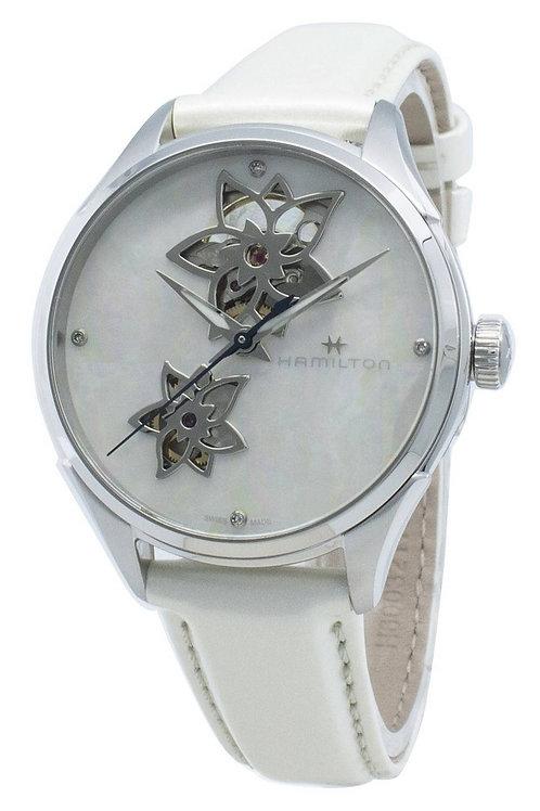 Hamilton Jazzmaster  Diamond Accent Automatic Women's Watch