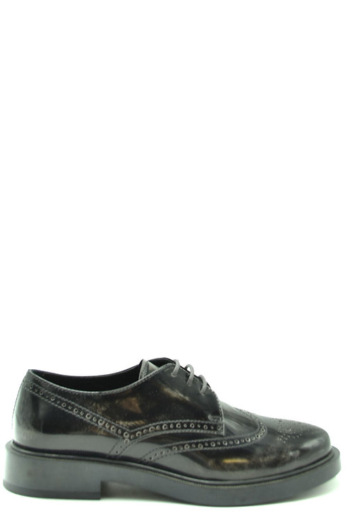 Tod's Black Leather Casual