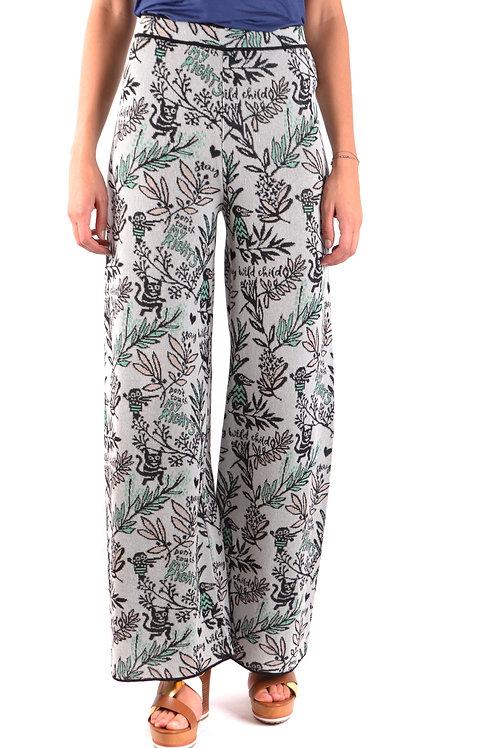 Trousers Missoni Cotton & Wool