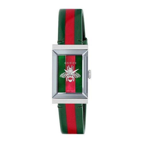 Gucci Ladies'Watch Green Quartz (34 mm)