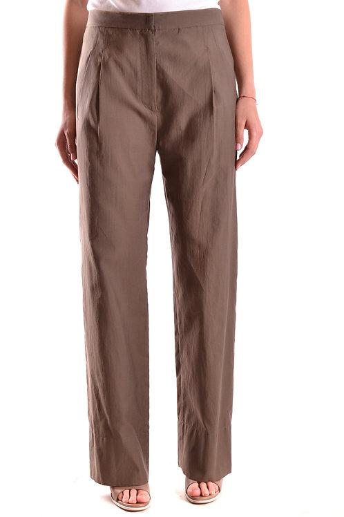 Trousers Brunello Cucinelli Marrón Cotton