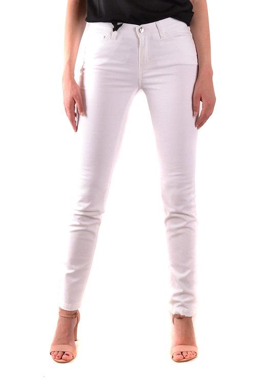 Jeans Dolce & Gabbana White Cotton