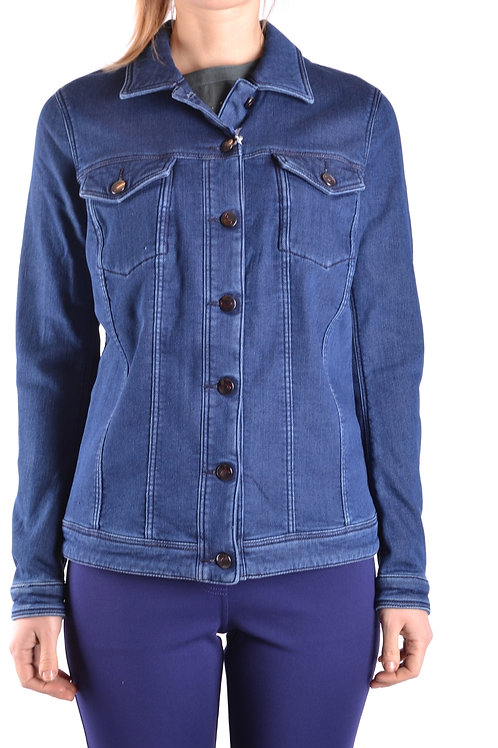 Jacob Cohen Blue Denim Jacket