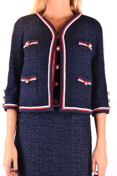 Edward Achour Blue Jacket