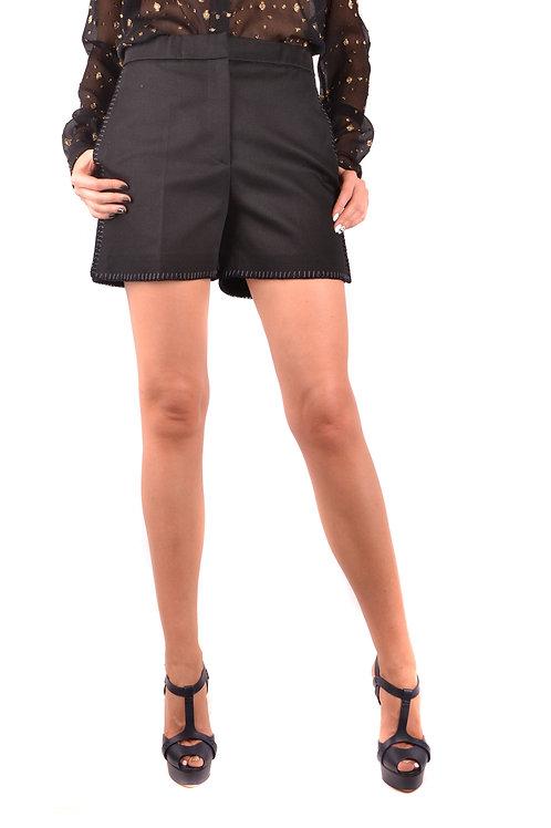 Shorts Fendi Cotton Black