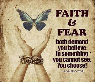 Faith & Fear