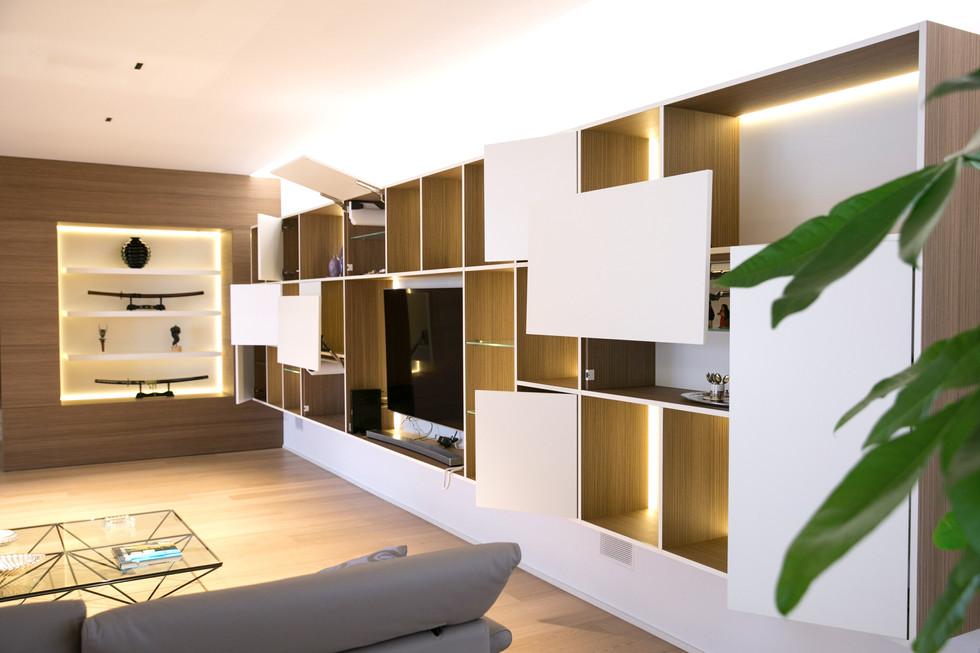 Progetto P|C dell'Architetto Stefano Anconetani