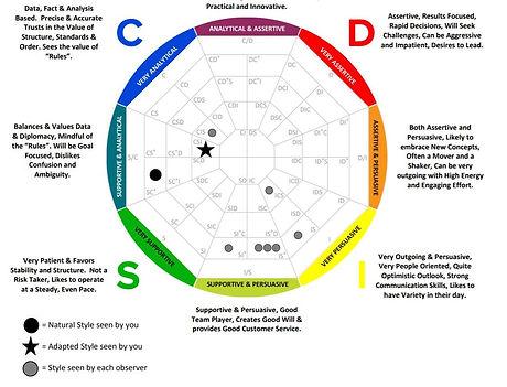 DISC Behavior and Communication 360 Degree Assessment