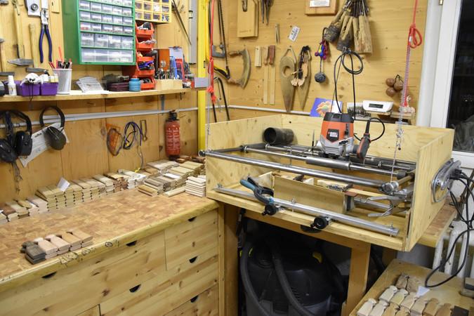 Werkstatt I