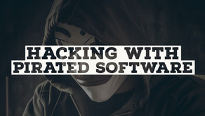Attaching a RAT to a cracked software
