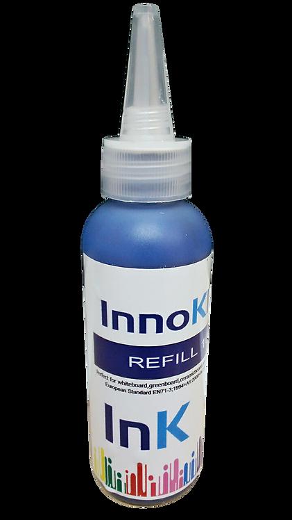 น้ำหมึกเติม InnoKlass สีน้ำเงิน