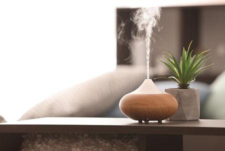 Aroma lamp on table.jpg