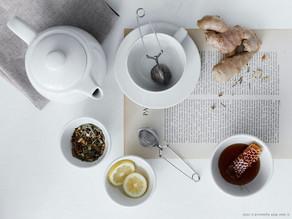 De oorsprong van thee