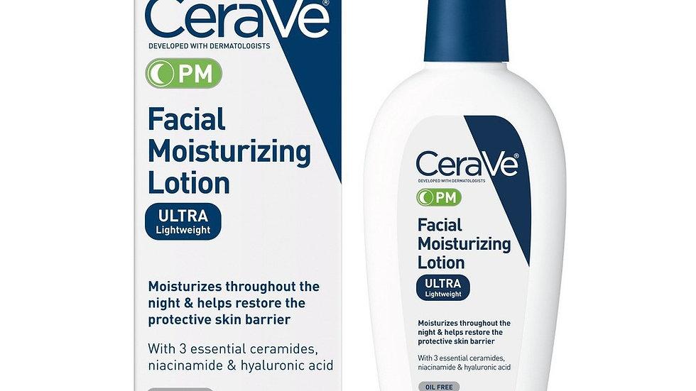 CeraVe PM Facial Moisturising Lotion 3fl 89ml
