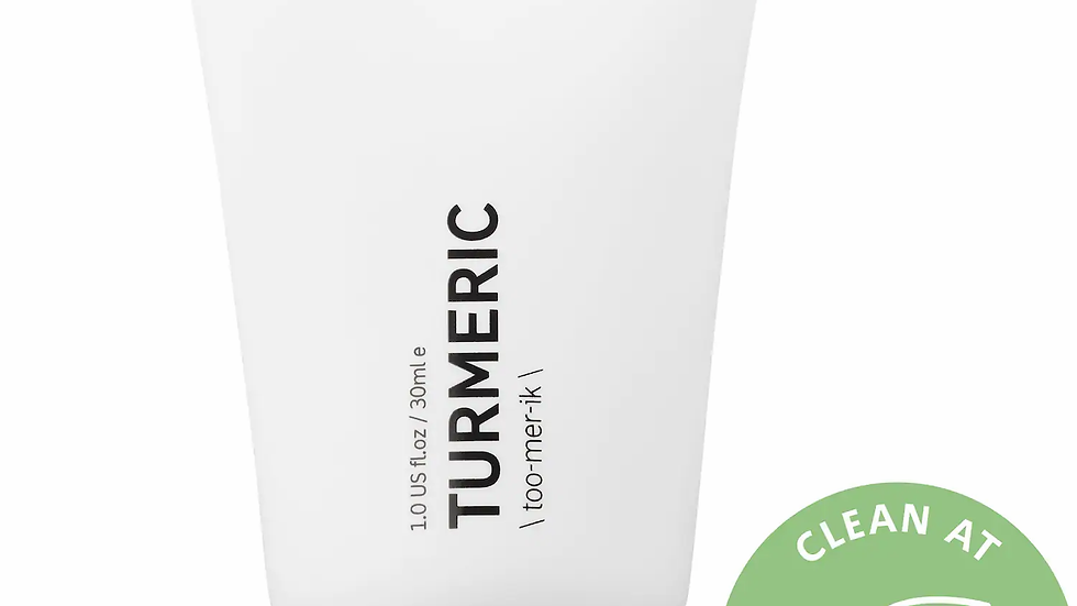 The Inkey List Turmeric Brightening Moisturizer