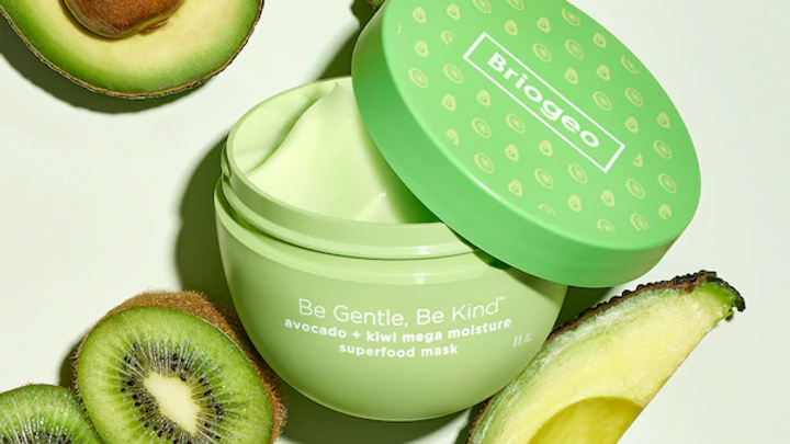 Briogeo Be Gentle, Be Kind™ Avocado + Kiwi Mega Moisture Superfoods Hair Mask