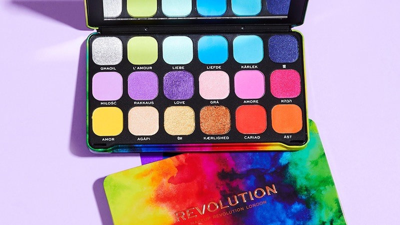 Makeup Revolution Forever Flawless We Are Love