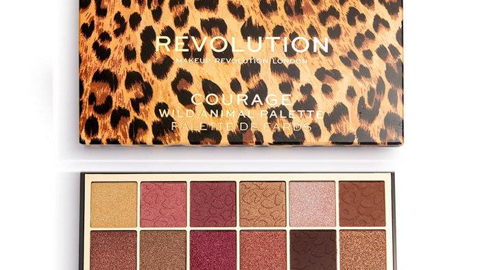 Revolution Wild Animal Courage Palette