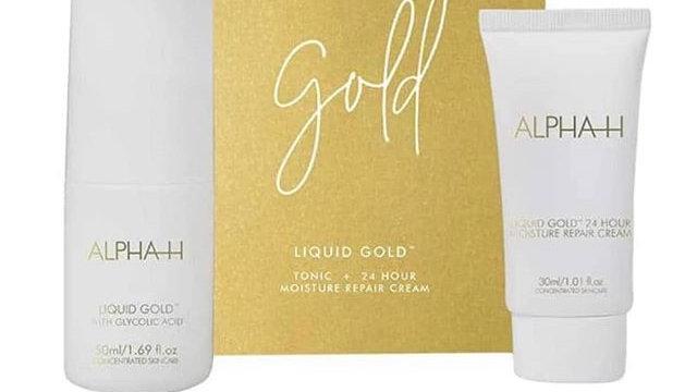 Alpha H Liquid Gold Gift Set