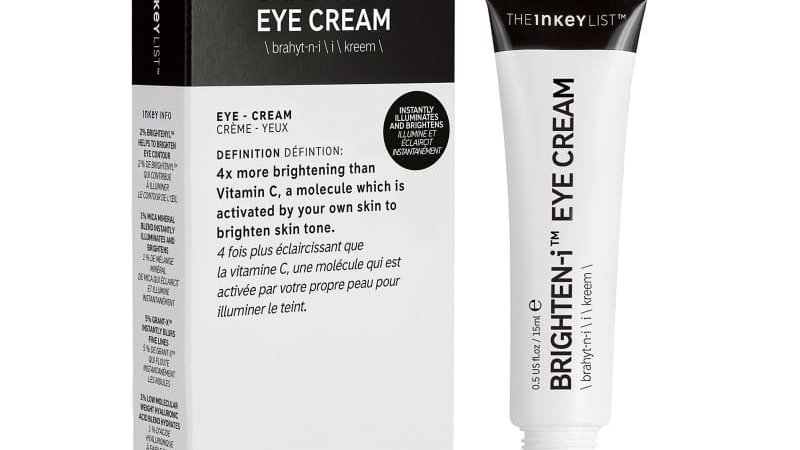 The INKEY List Brighten-i Eye Cream 15ml