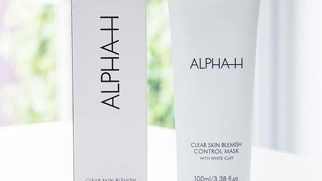 Alpha H Clear Skin Blemish Control Mask