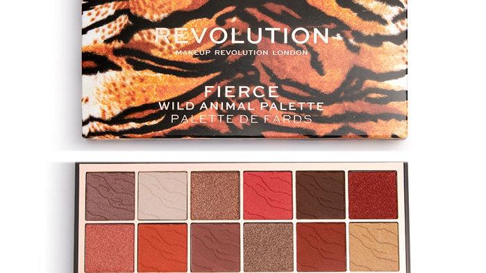 Revolution Wild Animal Fierce Palette