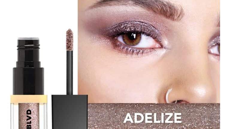 Molten Metal Glitter Eyeshadow Adelize