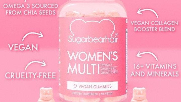 Sugarbear Multi Woman's Vitamin