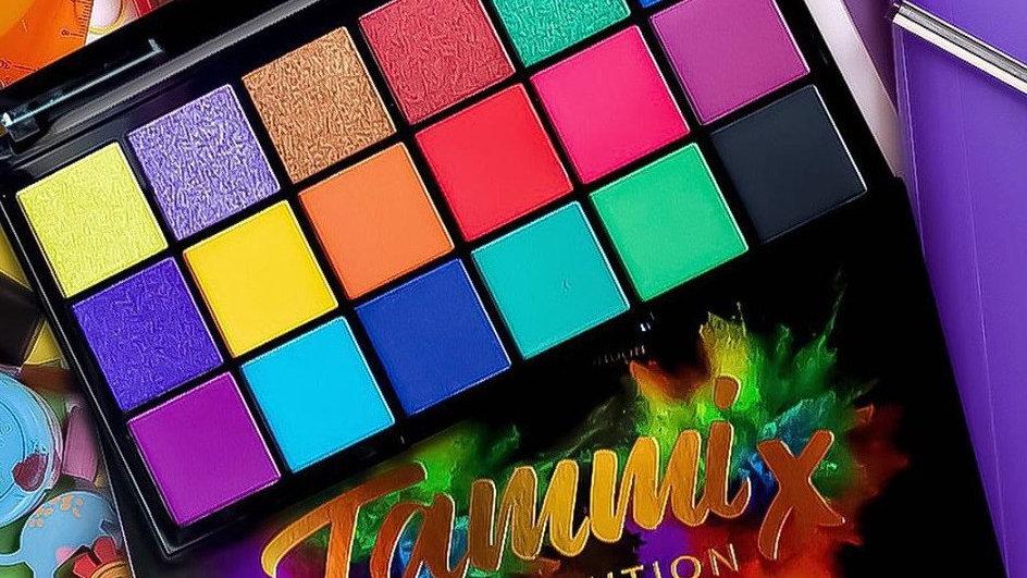 Revolution X Tammi Tropical Carnival Palette