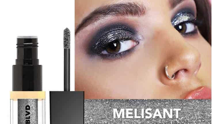 Molten Metal Glitter Eyeshadow Melisant