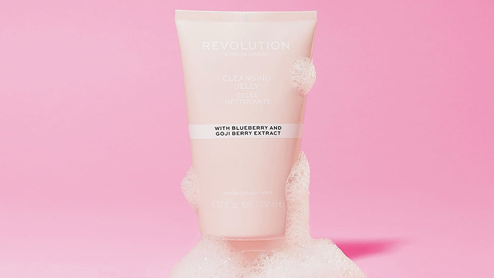 Revolution Skincare Cleansing Jelly