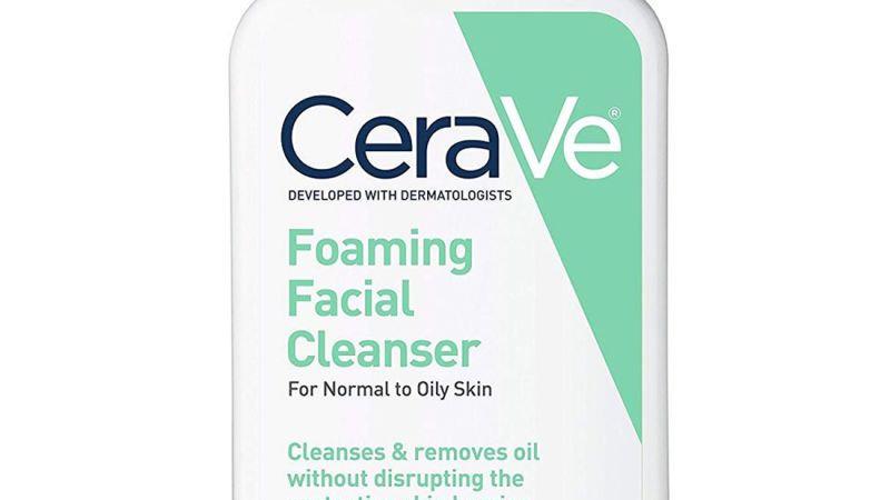 CeraVe Foaming Facial Cleanser 12fl 355ml