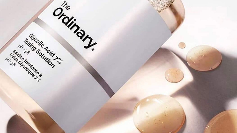 THE Ordinarys Glycolic Acid 7% **see details below for stock