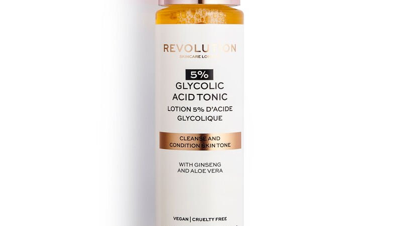 Revolution Skincare 5% Glycolic Acid Tonic  200ml