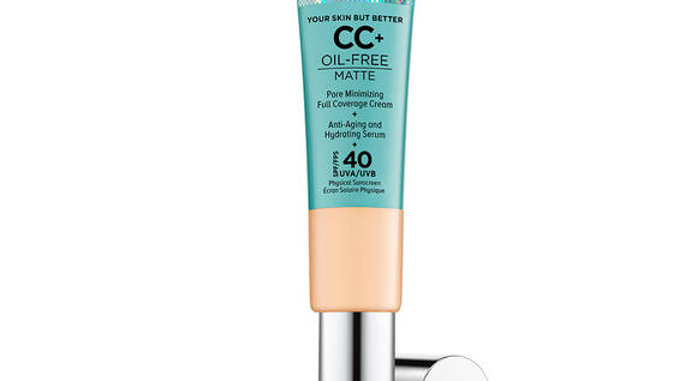 IT Cosmetics Your Skin But Better CC+ Oil-Free Matte SPF 40
