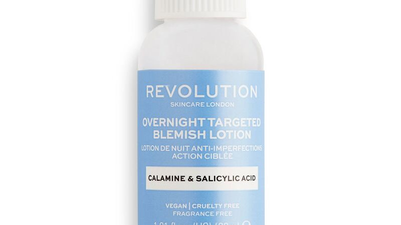 Revolution Skincare Overnight Targeted Blemish Lotion