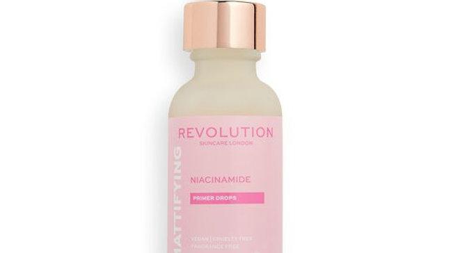 Revolution Skincare Niacinamide Mattifying Priming Drops