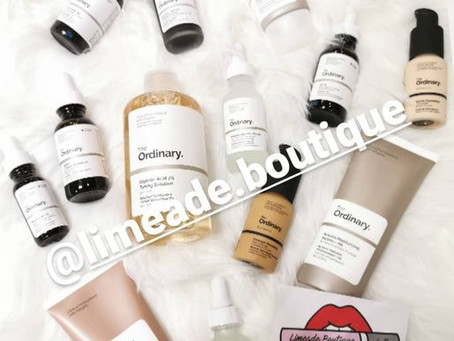 The Ordinary Products Safe & Not Safe for pregnancy, Updated 11/10/20