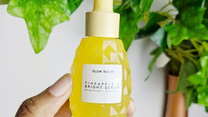 Glow recipe Pinapple-c bright serum